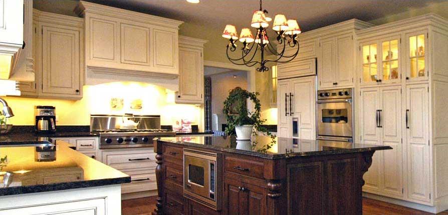 Traditional Paint - DDK Kitchen Design Group