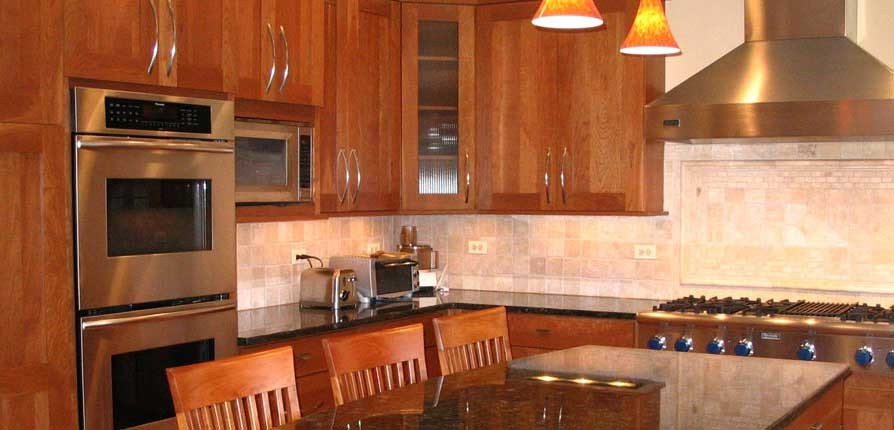 Highland Park Kitchen Cabinets